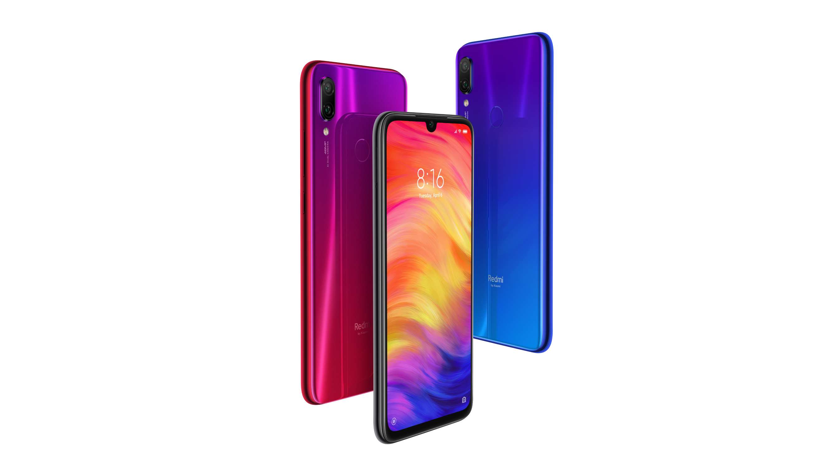 Xiaomi Redmi Note 7 Pro Sees Its Global Debut In India Along With
